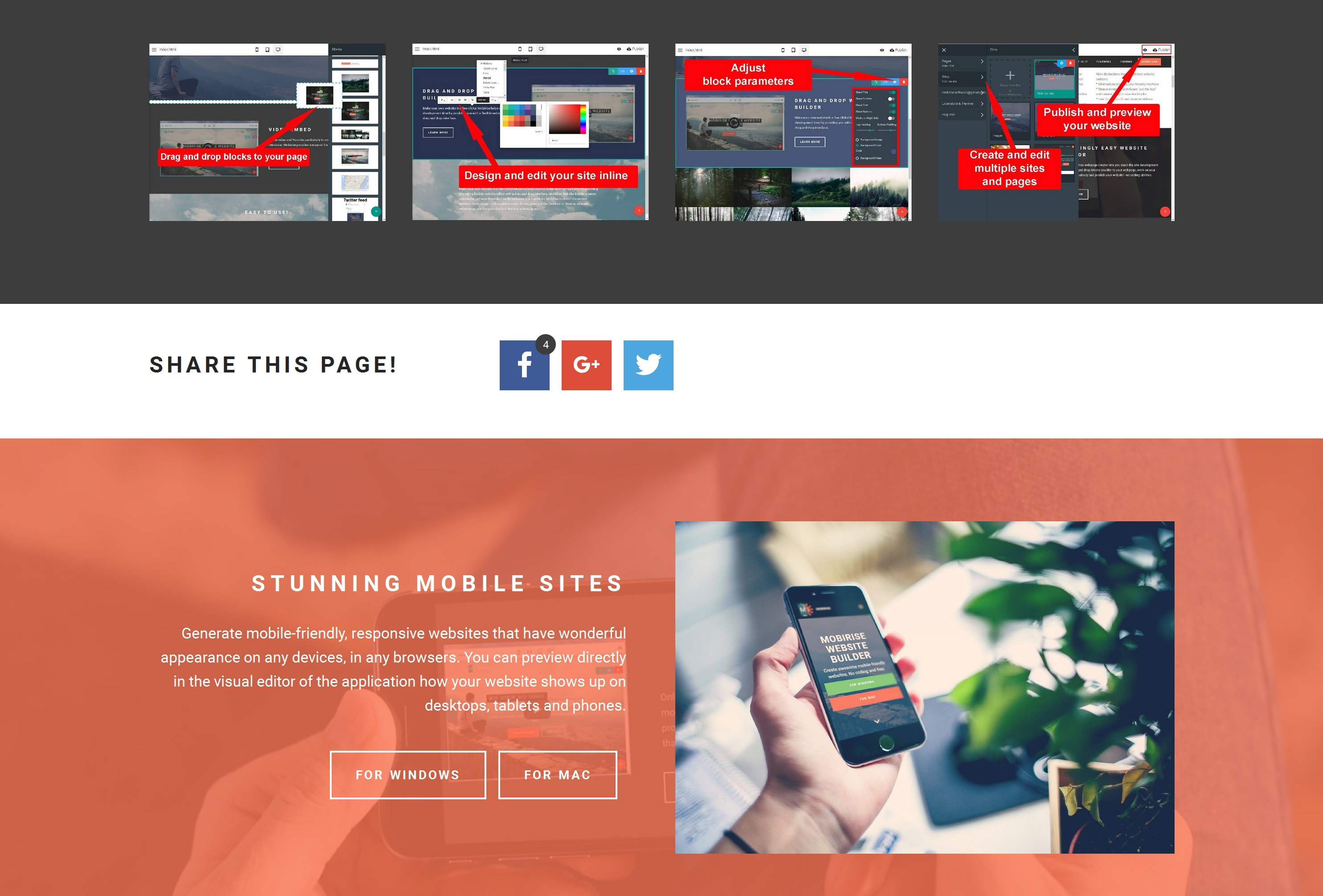 Free and Simple Website Builder Review